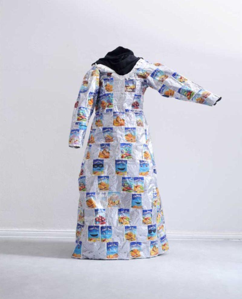 Annette Stemmann - Capri Sun Kleid - komplett