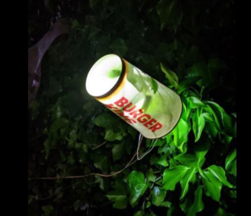 Burger Lampe - Daniel Dilger - Capri Preis 2020