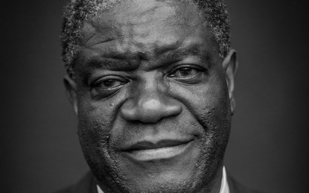 Friedensnobelpreis 2019 – Rede von Denis Mukwege